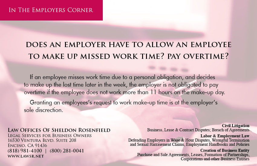 The Law Offices of Sheldon Rosenfield | Employment lawyer